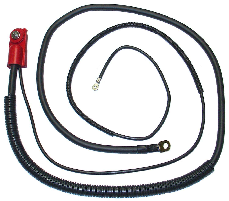 ACDelco 2SD60XA Professional Positive Battery Cable 2SD60XA-ACD