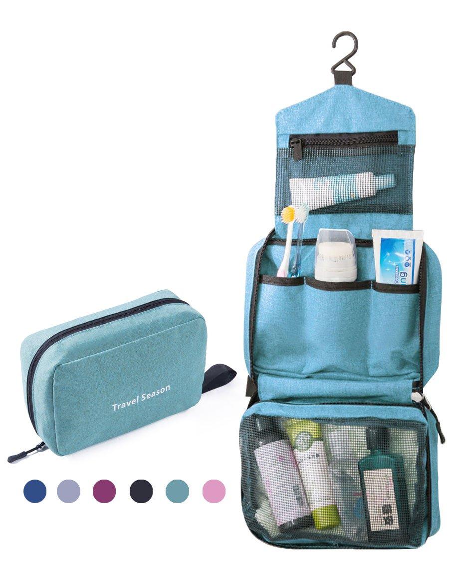 Amazon.com : Feeker Travel Hanging Toiletry Bag, Waterproof Portable ...