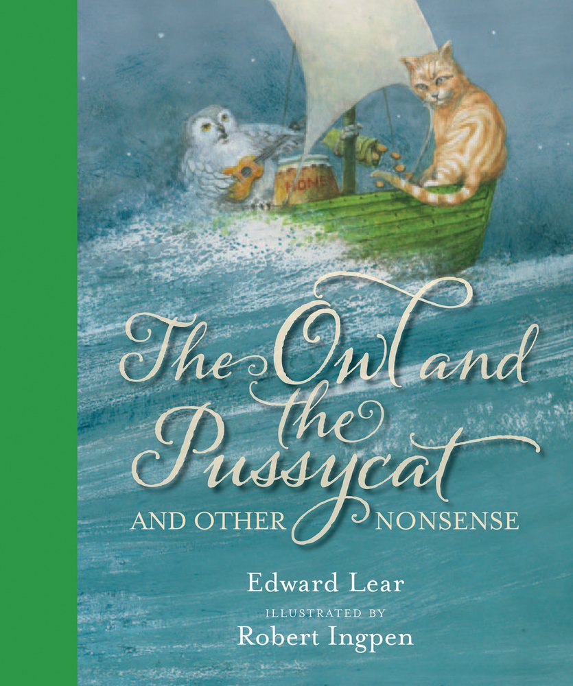 Read Online The Owl and the Pussycat: And Other Nonsense PDF