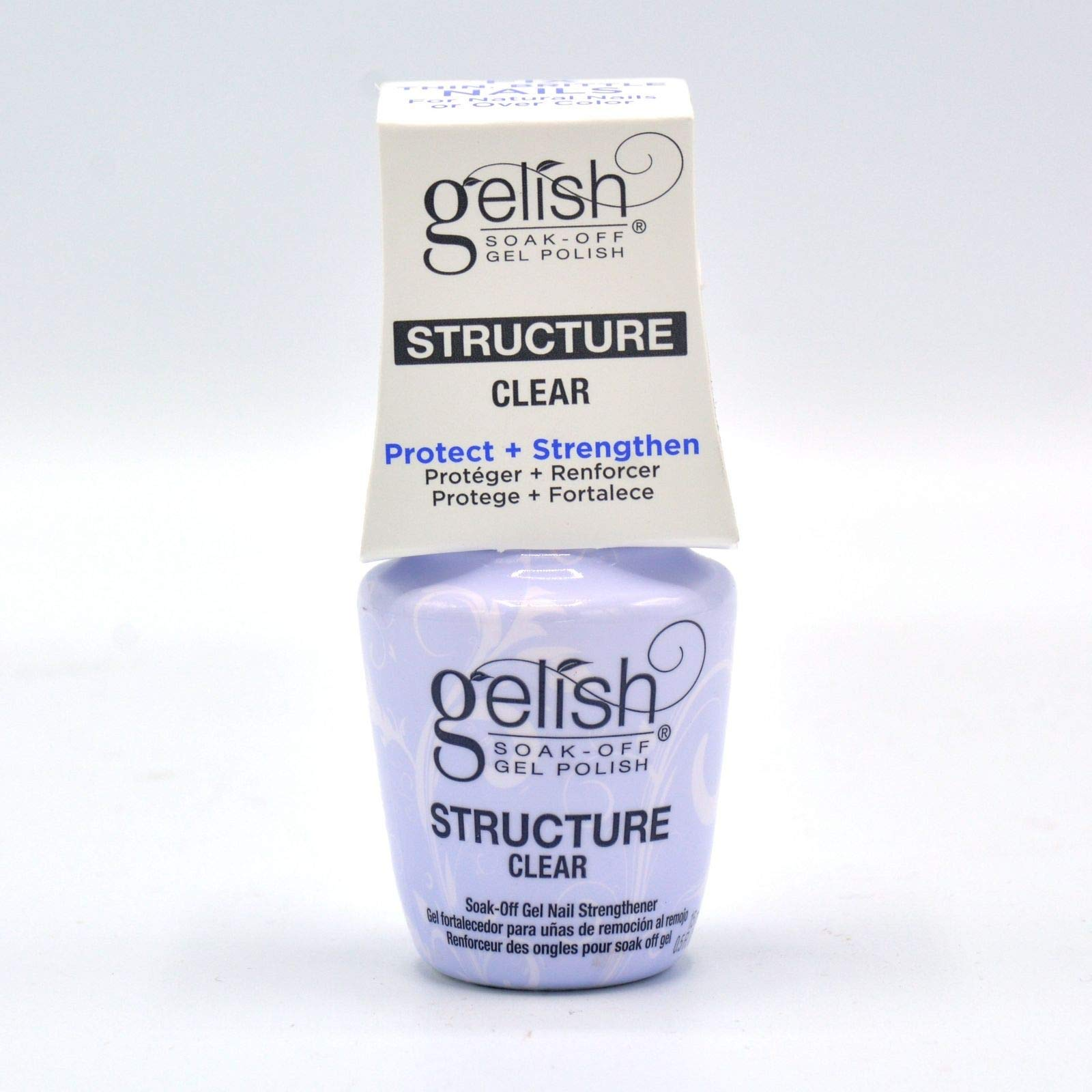 Soak-Off Gel - Structure Gel Clear 0.5oz/15ml