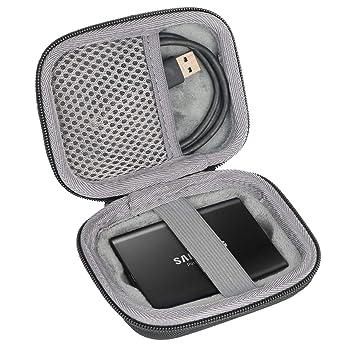 Amazon.com: Co2CREA - Funda rígida de viaje para Samsung T3 ...
