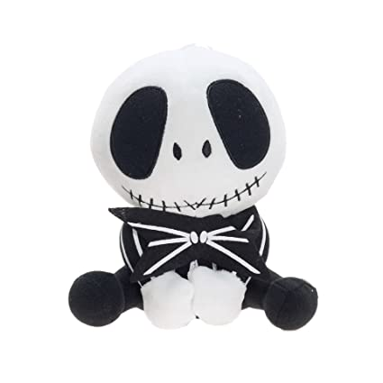 Image Unavailable. Image not available for. Color  KSBRO Nightmare Before  Christmas Baby Jack Skellington Stuffed Plush Figure Toy Doll ... f969d312a9