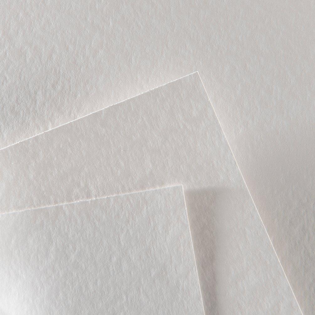 12/Feuilles par blocSpirale sur le c/ôt/é court blanc 24 x 32 cm wei/ß CANSON AQ Montval Torchon Aquarelle 270/g//m/²