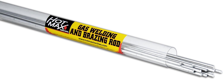 50Pcs Durafix Aluminium Welding Rods Brazing Easy Soldering Low Temperature Lot