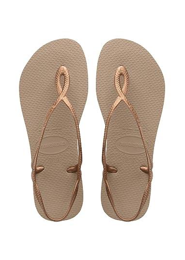 Havaianas Luna Sandals Kids Navy/Silver Schuhgröße EU 31/32 GrmaCSHrEq