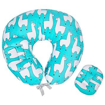 Amazon.com: MHJY Funda de almohada de lactancia con 2 piezas ...