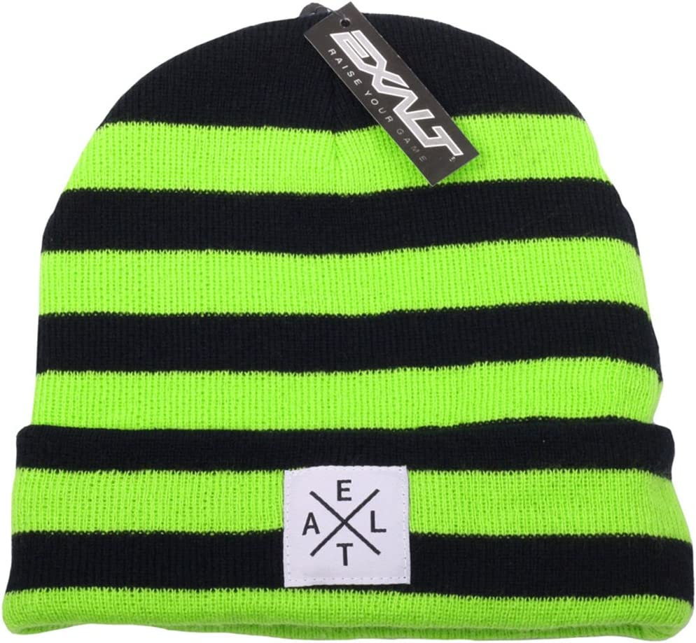 Exalt Paintball Beanie Crossroads Toxic