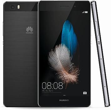 Huawei P8lite, Smartphone Vodafone Libre (16GB 4G, 12,7 cm (5 ...