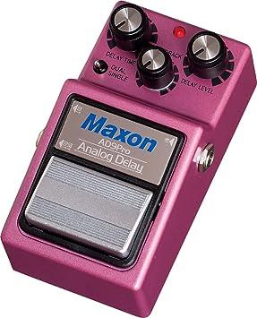 Maxon AD-9 Pro Analog Delay · Pedal guitarra eléctrica