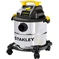 Stanley SL18115 5-Gallon Wet/Dry Steel Tank Vacuum Cleaner