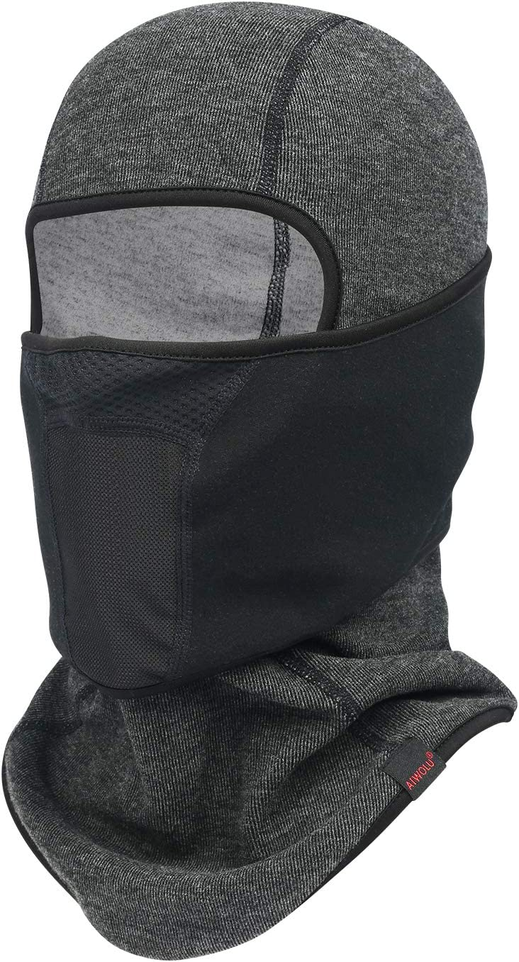 Balaclava Face Mask for Cold Weather Thermal Ski Mask Men Skiing Snowboard Motorcycling