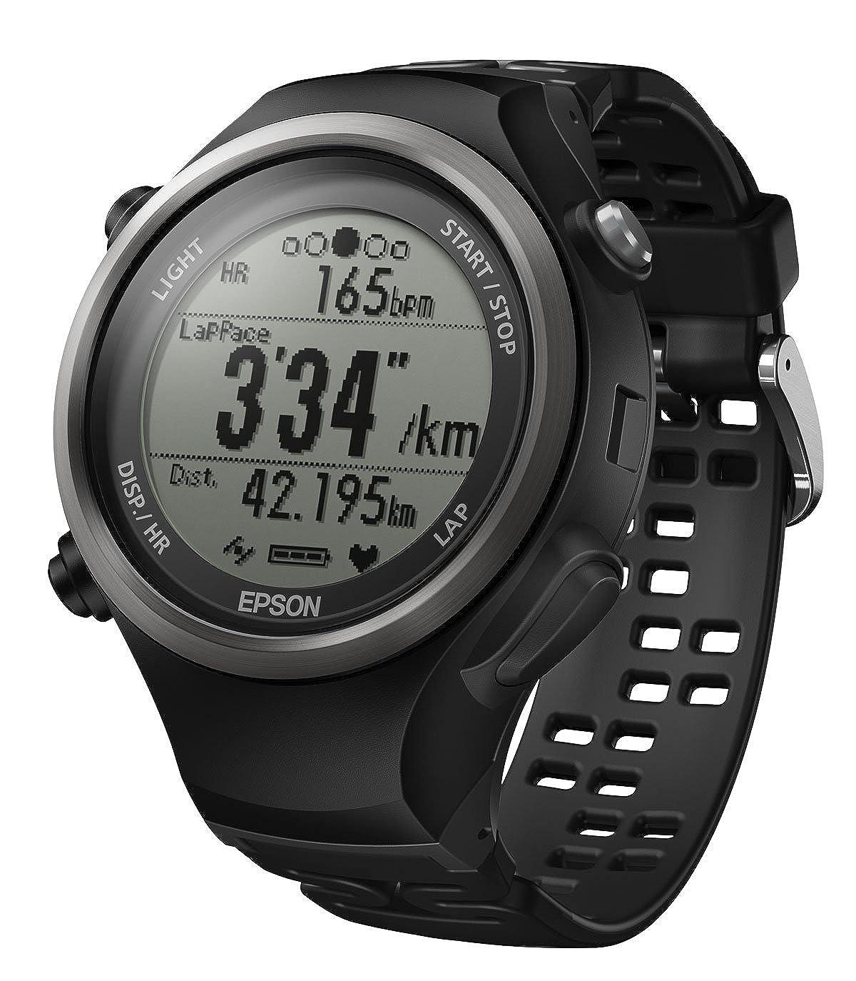 7c3d86b7db Amazon | [エプソン リスタブルジーピーエス]EPSON Wristable GPS 腕時計 GPS・脈拍計測機能付 SF-810B |  レディース腕時計 | 腕時計 通販