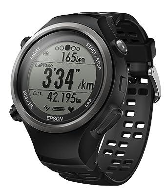 a97d2f8c52 Amazon | [エプソン リスタブルジーピーエス]EPSON Wristable GPS 腕時計 ...
