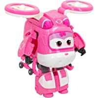 Super Wings - Dizzy, personaje transformable, 10.5 cm