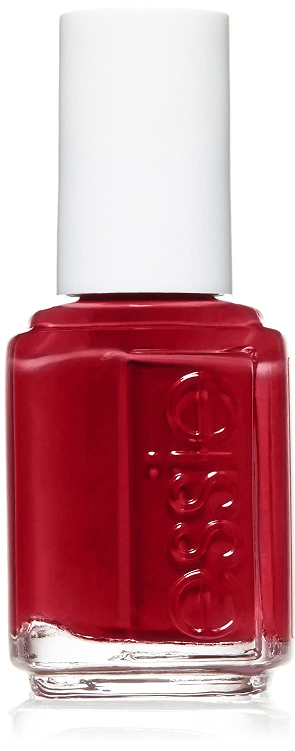 Amazon.com : essie nail polish, a-list, red nail polish, 0.46 fl. oz ...