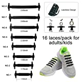 SENT CHARM No Tie Shoe Laces for