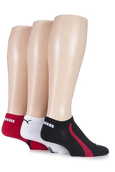 Amazon.com  PUMA Sneaker Socks Mens Accessories  Sports   Outdoors fb63ee484