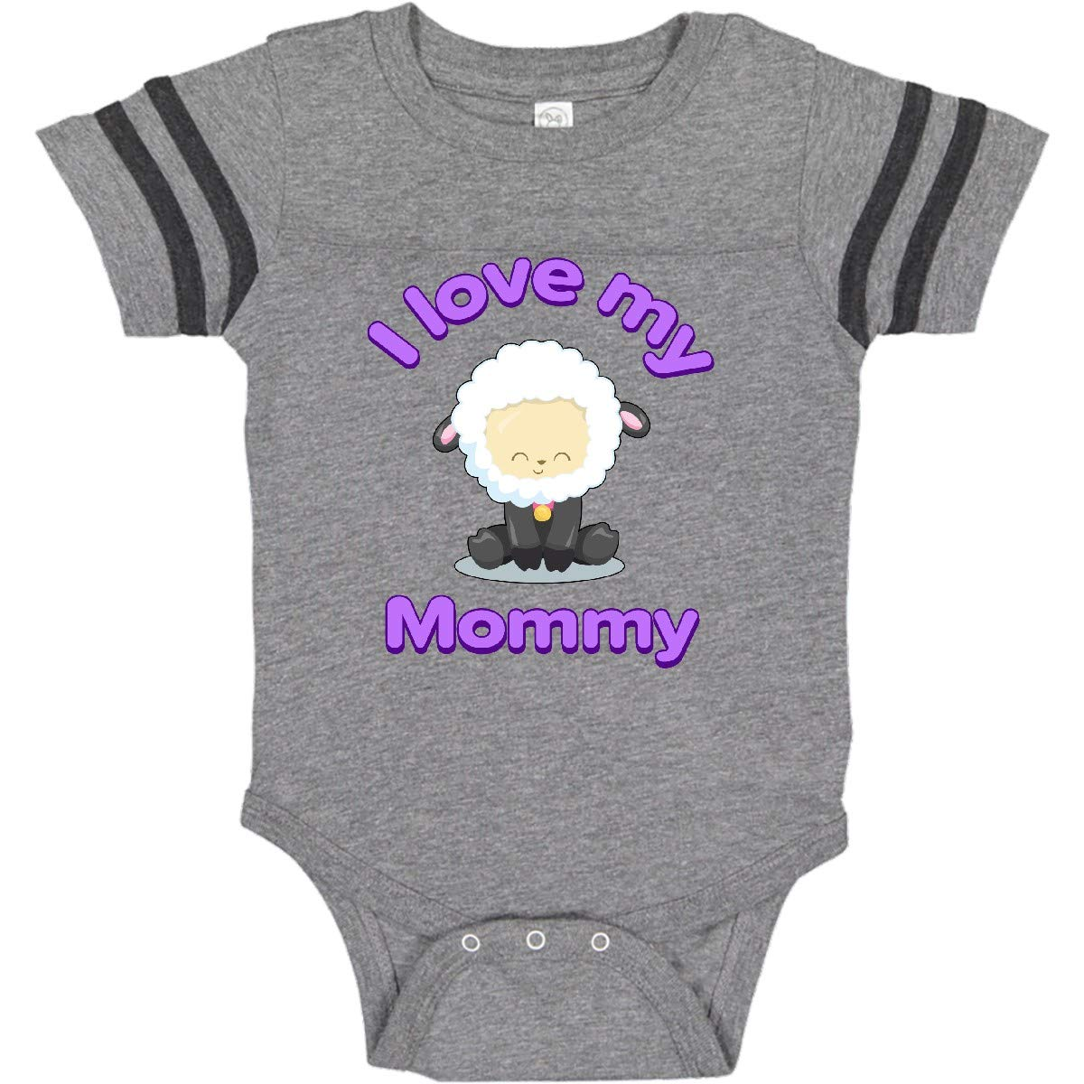 inktastic I Love My Mommy Infant Creeper