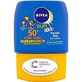 NIVEA SUN Kids Pocket Size Sun Lotion Very High SPF 50+ - 50 ml