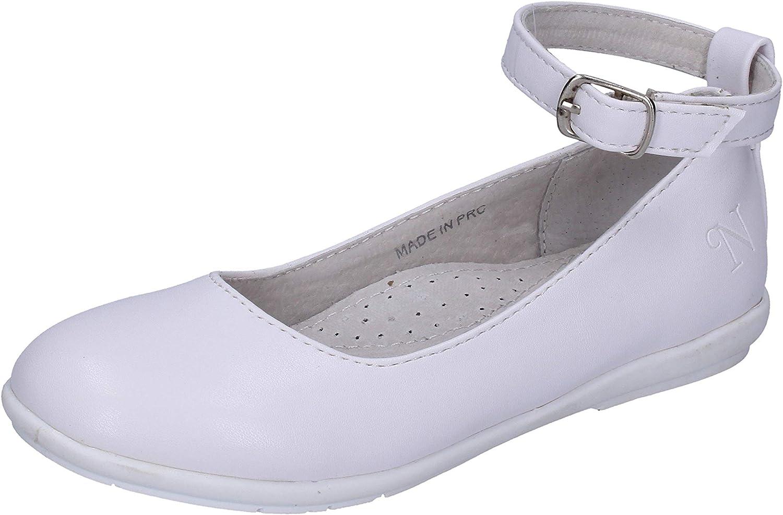 NAURORA Ballet-Flats Baby-Girls White