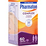 Multivitamínico Pharmaton Complex, 60 cápsulas