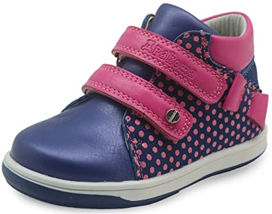 93d02b10d5c Apakowa Kids High Top Casual Sneakers Toddler Girls Ankle Boots