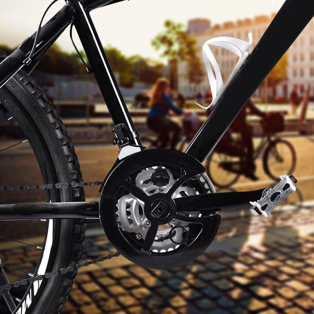 Ruiqas Cubierta de Protector de Cadena de Bicicleta Protector de ...