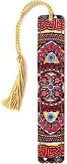 product image for Guardian Fire 4 - Art by Gaia Woolf-Nightingall - Wooden Bookmark with Tassel