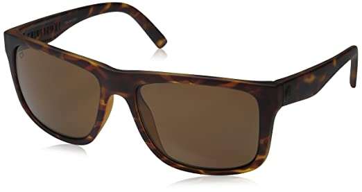 b86dc235049 Image Unavailable. Image not available for. Color  Electric Visual Swingarm  XL Matte Tortoise OHM Polarized Bronze Sunglasses