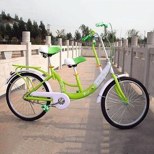 HUALQ Bicicleta DE 22 Pulgadas para Niños de Bicicleta Padre e ...