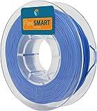250 g. Blue FlexiSMART 1.75 mm Filamento flessibile TPU per la Stampa 3D - Flexible filament for 3D printing - TPE filament, TPU filament, elastic filament