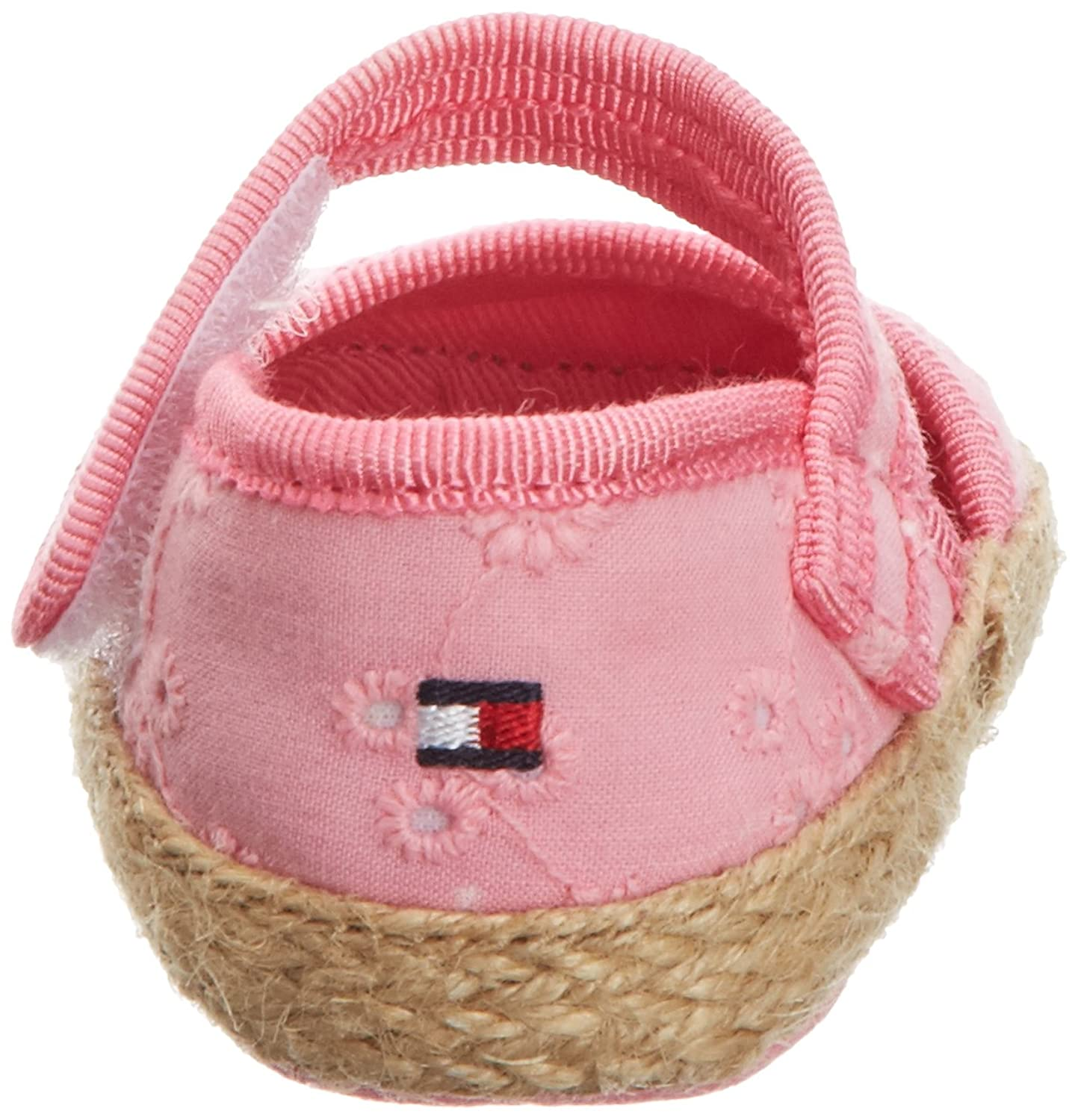 Tommy Hilfiger Baby Girl Zoe 9 Booties FG Morning Glory 6