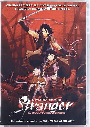 Sword Of The Stranger [DVD]: Amazon.es: Masahiro Andô: Cine ...