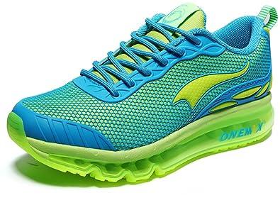 ONEMIX Mens Air Max Cushion Road Running Shoe  B07CR1XYFG