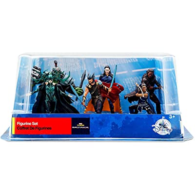 Disney Thor Ragnarok 6 Figure Play Set
