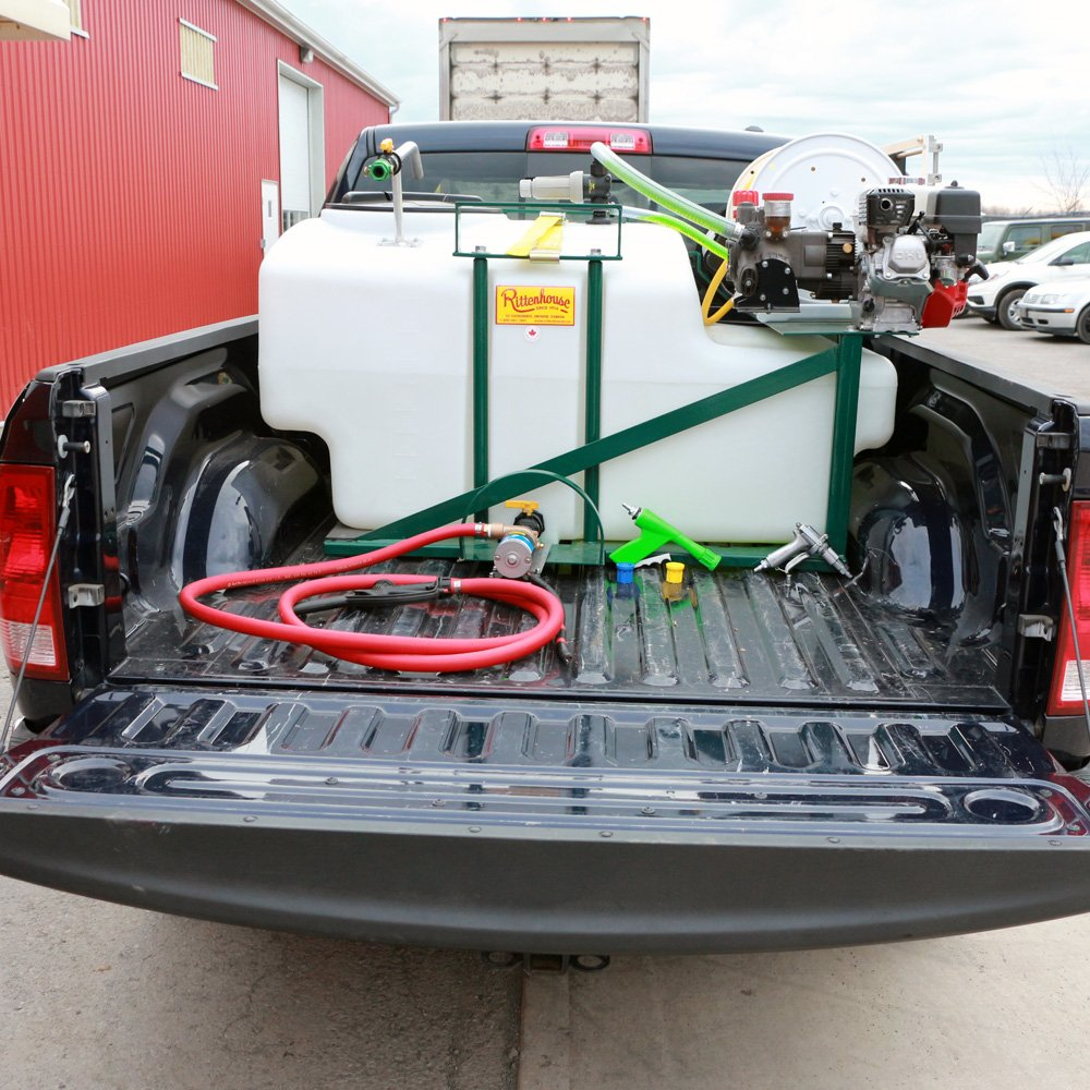Amazon com : Rittenhouse Skid Sprayer - 200 US Gallon Space