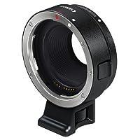 Canon Mount Adapter EF-EOS M, Collegamento agli Obiettivi del Sistema Canon EOS, Nero