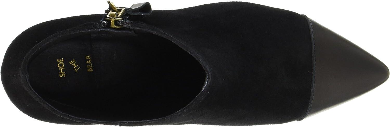 Shoe the Bear Agnete Mix, Bottes Femme Noir 110 Black