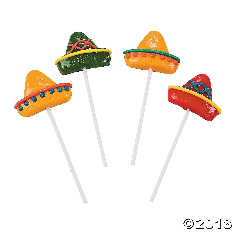 Amazon.com   Sombrero Suckers - Candy   Suckers   Lollipops   Grocery    Gourmet Food 36ce91c3be75