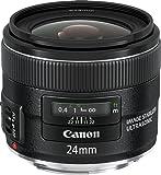 Canon EF 24mm f/2.8 IS USM Weitwinkel Objektiv (58mm Filtergewinde) schwarz