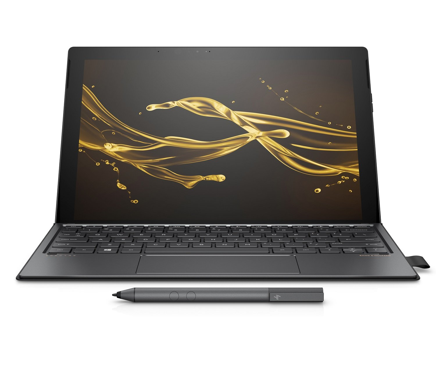 HP Spectre 13-af002nf Ultrabook Intel Core i5 13' (Full HD tactile, 8 Go de RAM, SSD 512 Go, Intel UHD 620, Windows 10) Blanc cé ramique Windows 10) Blanc céramique 2PG08EA#ABF