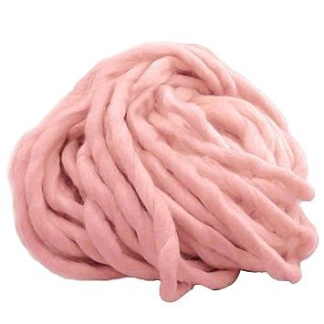 1 Strang Dicken Sperrige Klobig Aus Weicher Baumwolle Superfine