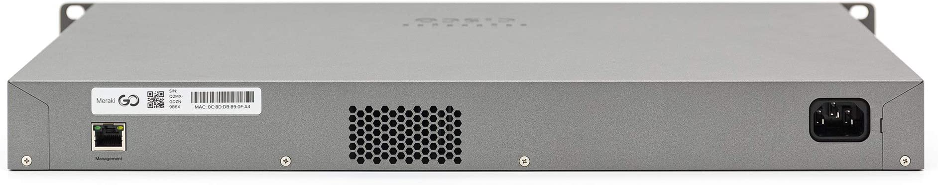 Power Over Ethernet | GS110-24P-HW-US Meraki Go by Cisco Cloud Managed 24 Port PoE Network Switch