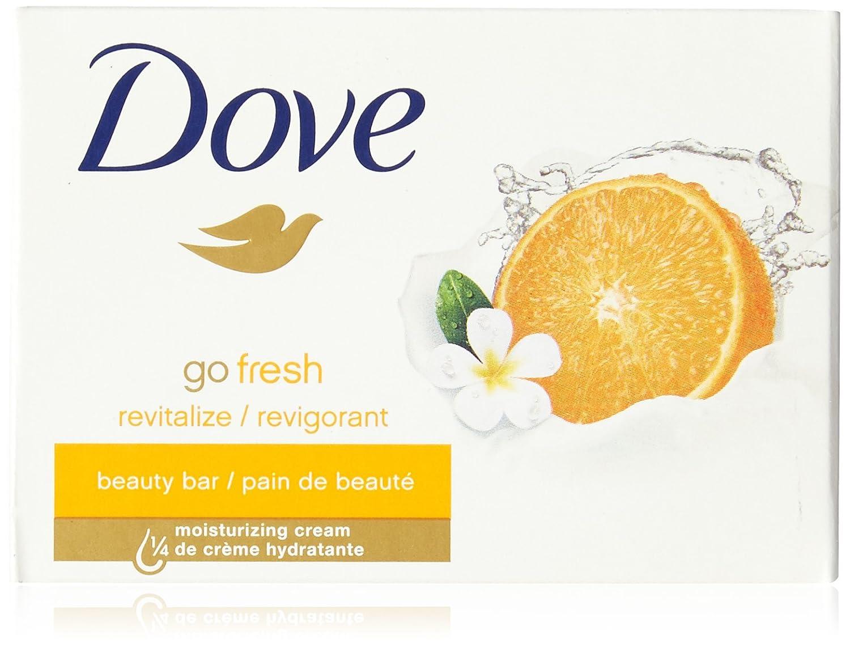 Dove Beauty Bar, White, 4 Ounce, 20 Bar Unilever