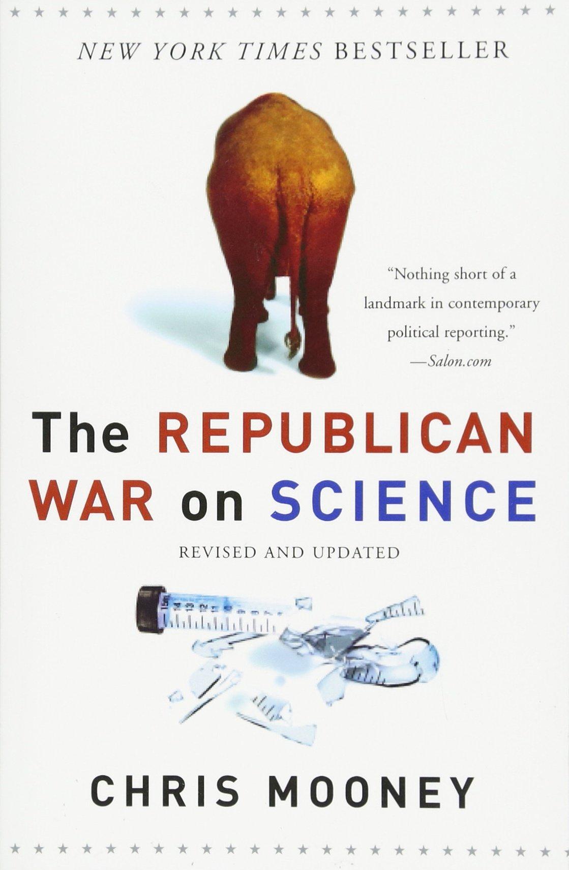 Republican War Science Chris Mooney product image