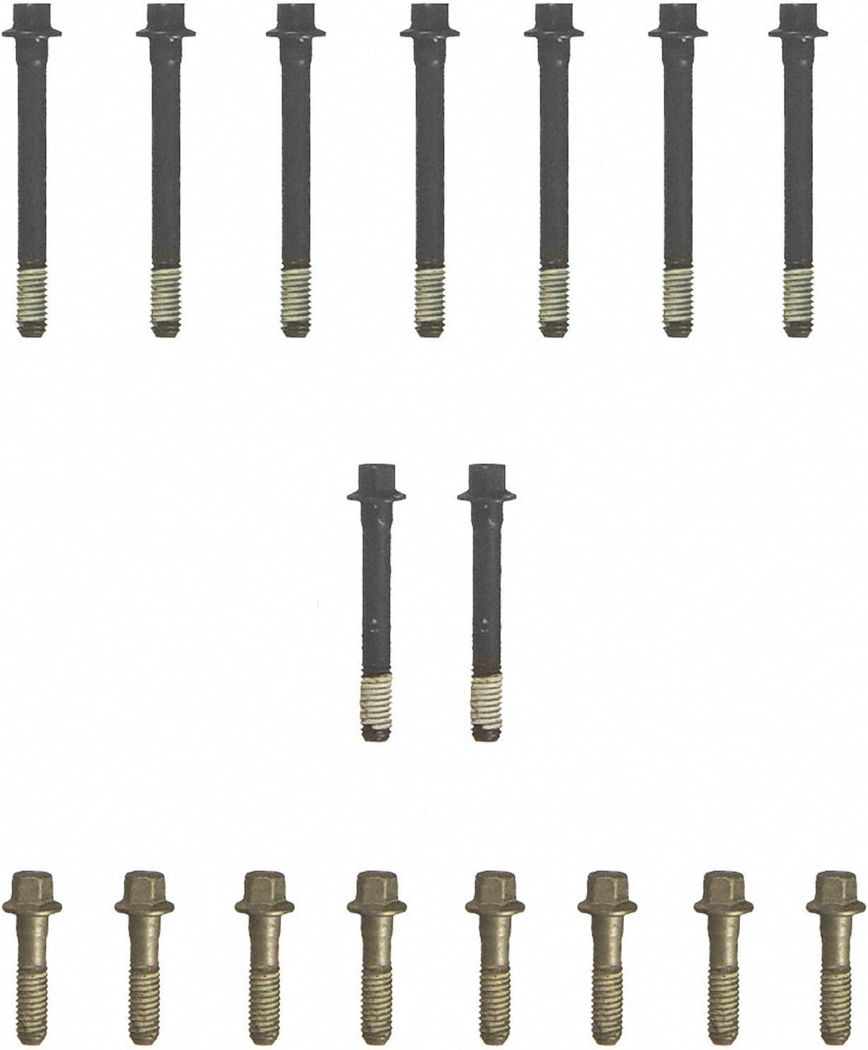 Fel-Pro ES72390 Cylinder Head Bolt Set