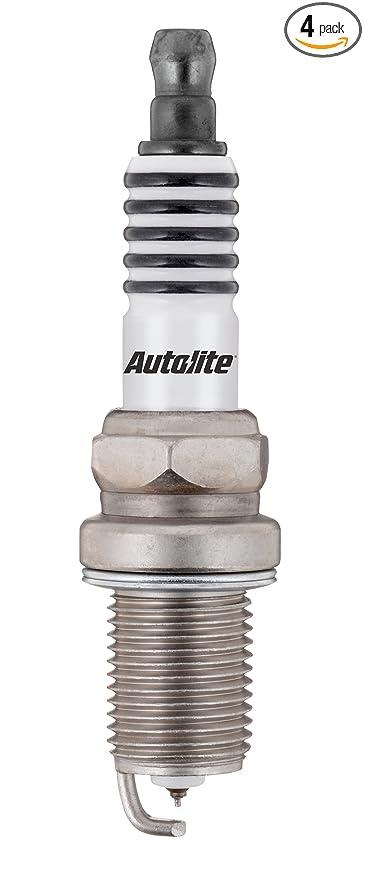 Autolite XP5224-4PK Iridium XP Spark Plug, Pack of 4
