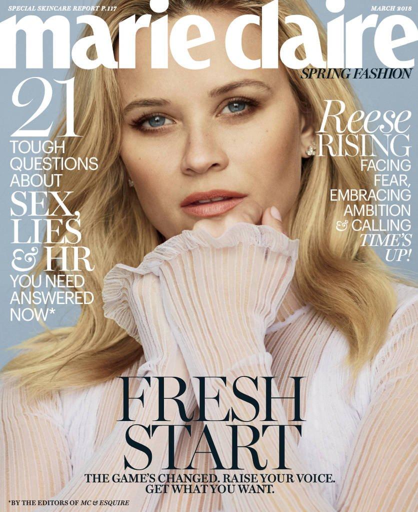 Marie Claire Print Magazine