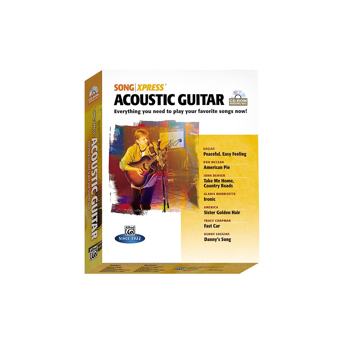 Amazon Song Xpress Acoustic Software