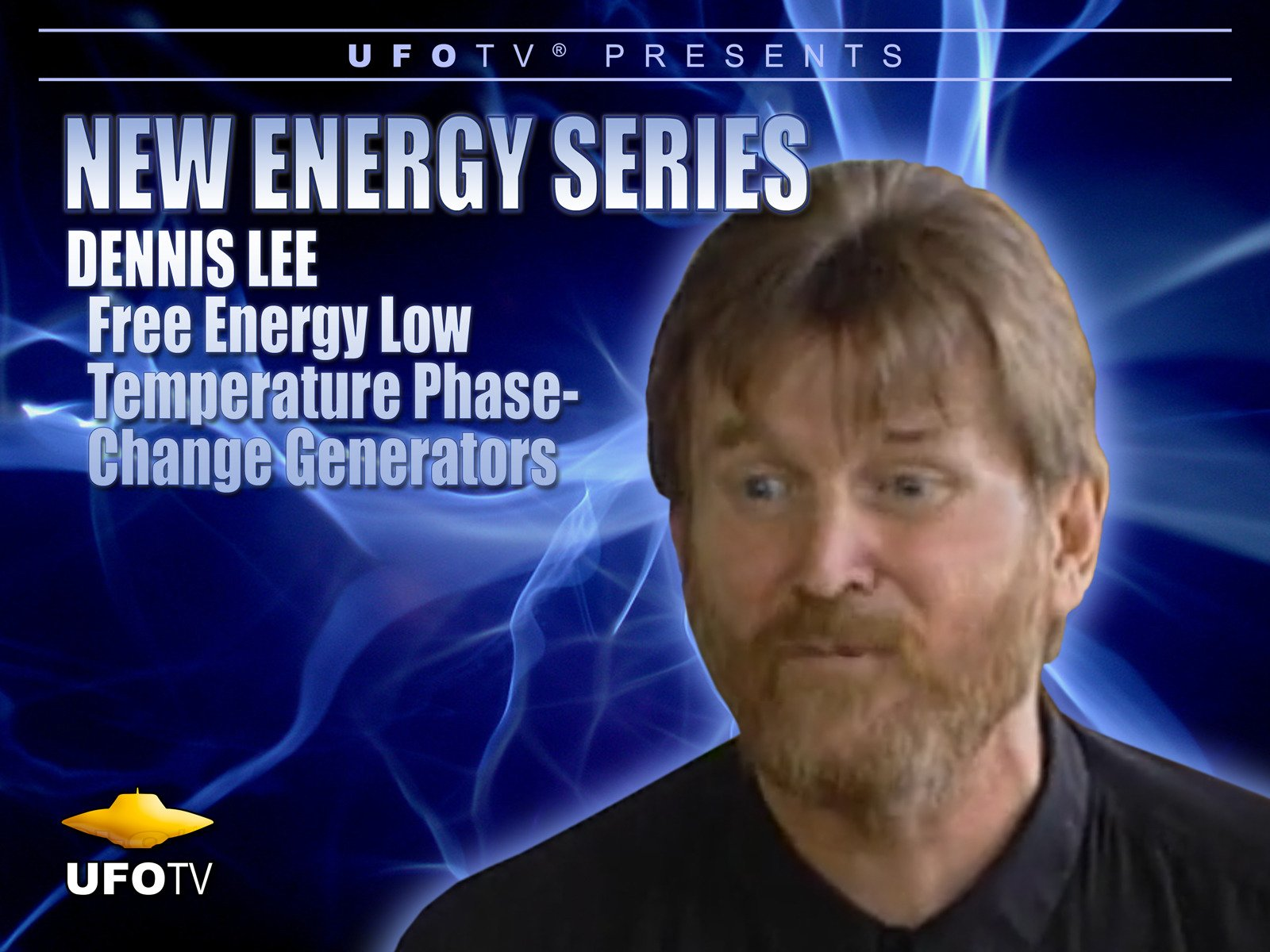 Dennis Lee - Free Energy Low Temperature Phase-Change Generators